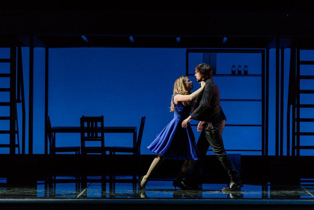 Fotografie di scena di Next To Normal– Italia alla prima al Teatro Coccia di Novara