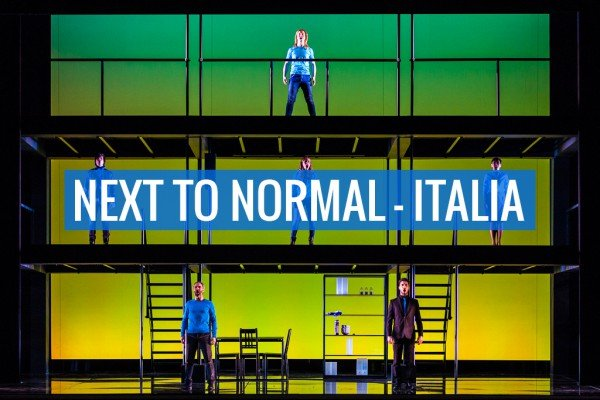 Next To Normal – Italia