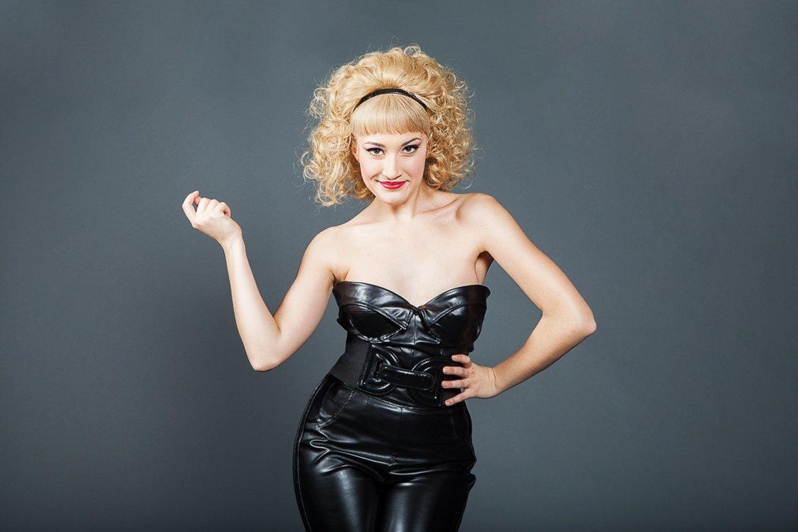 Grease il Musical. Servizio fotografico del cast di Grease, musical prodotto da Compagnia della Rancia con la regia di Saverio Marconi