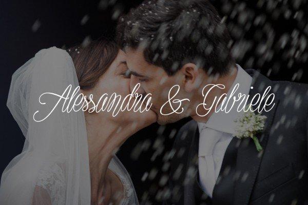 Alessandra & Gabriele