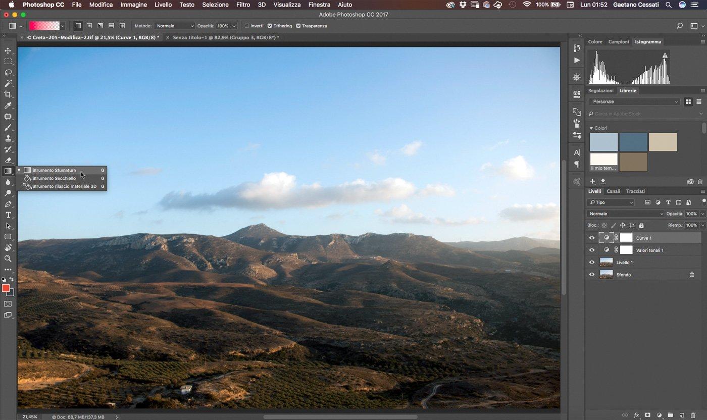 Migliorare foto paesaggio 5