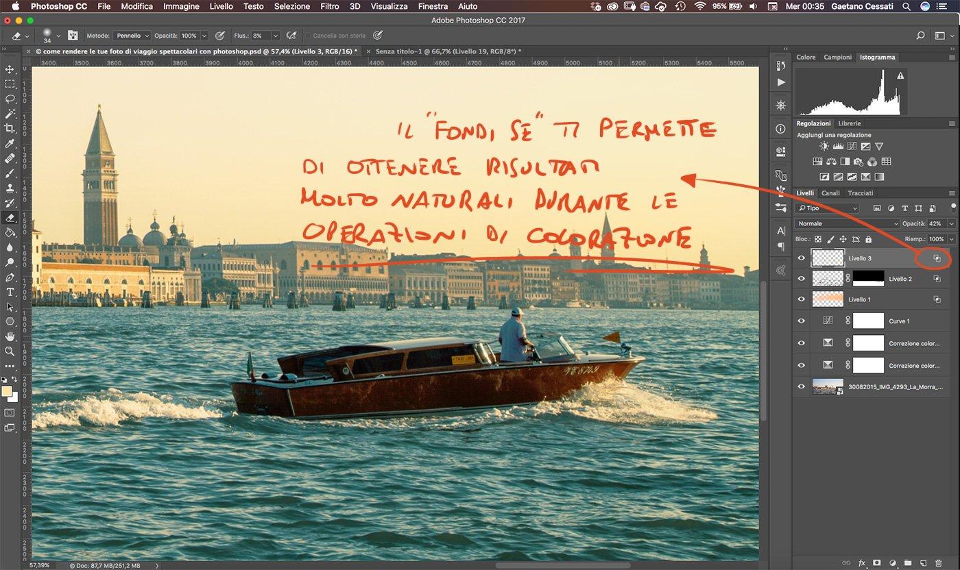 Come rendere le tue foto di viaggio spettacolari con photoshop 20