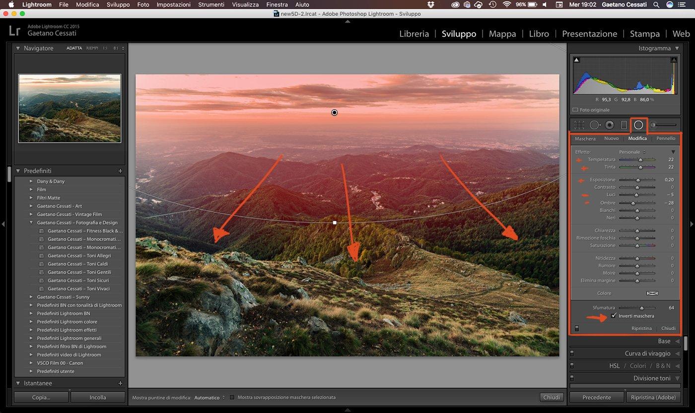 e sviluppare una foto HDR con Lightroom