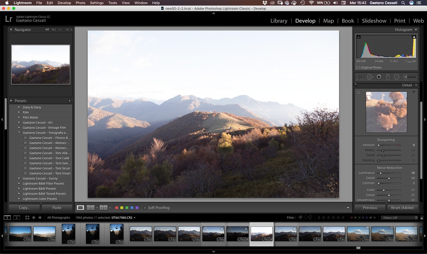 Come sviluppare una fotografia HDR con Photoshp - Lightroom 2