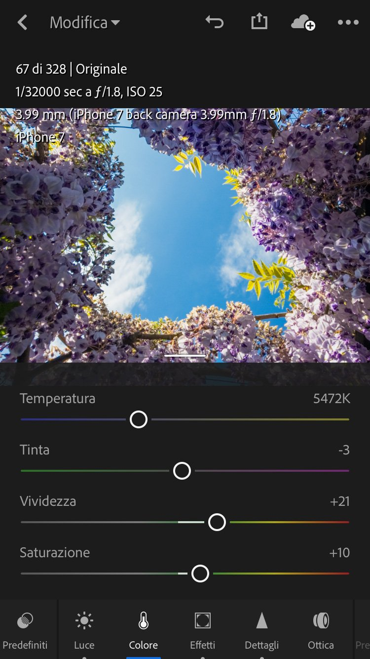 sviluppare-una-fotografia-hdr-Lightroom-Mobile-bilanciamento-1