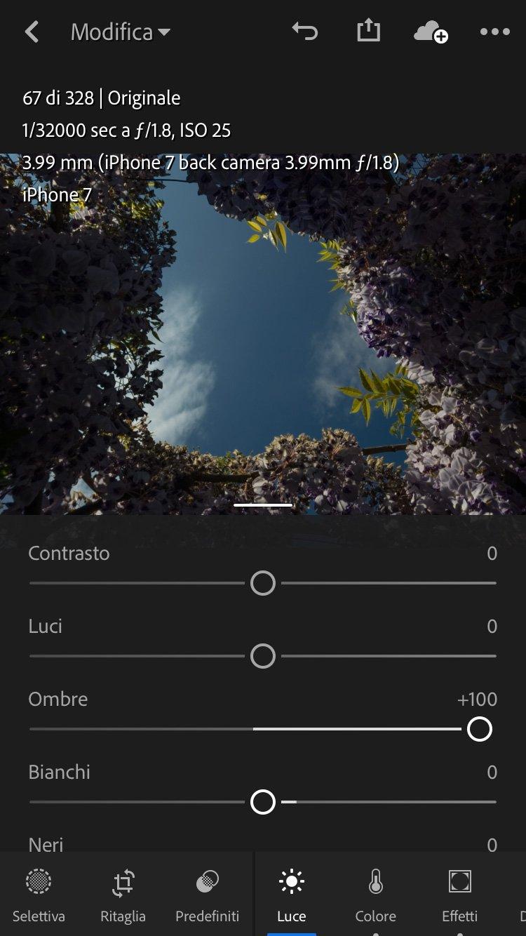sviluppare-una-fotografia-hdr-Lightroom-Mobile-esposizione